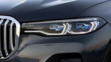BMW X7 - headlight