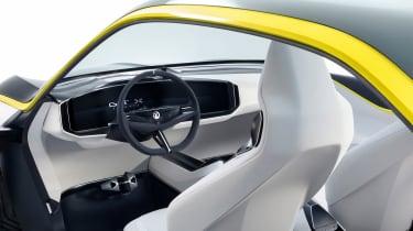 Vauxhall GT X Experiment Concept - interior