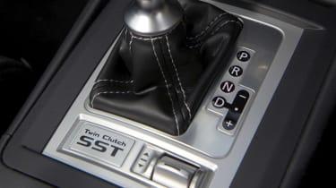 Mitsubishi FQ-330 SST gear lever