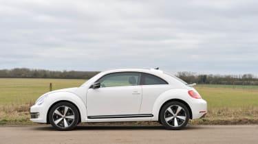 Volkswagen Beetle 1.4 TSI Sport side profile