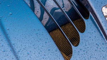Maserati MC12 Versione Corse vents
