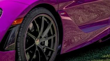 Michael Fux McLaren 720S - wheel