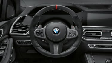 BMW X5 M Performance parts - interior