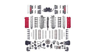 Officine Fioravanti Testarossa – engine