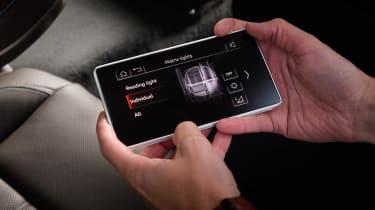Audi A8 – phone app