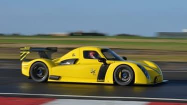 Radical RXC sports car slide