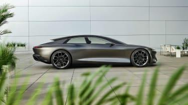 Audi Grand Sphere Concept – side