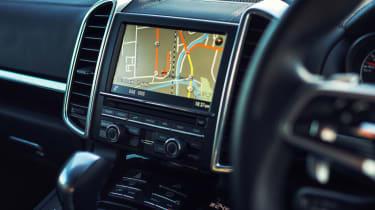 Porsche Cayenne S Diesel - Interior