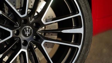 Maserati Levante Trofeo – brakes