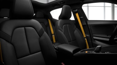 Polestar 2 First Edition - interior