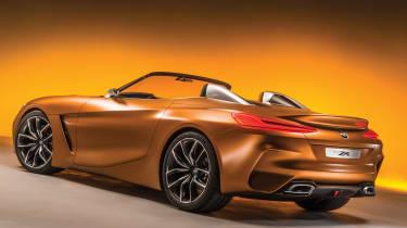BMW Z4 Concept - rear three quarter