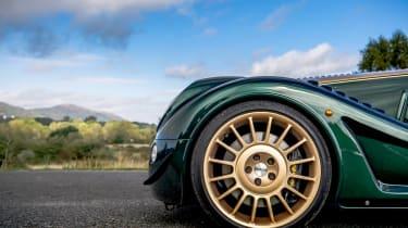 Morgan Aero GT - wheels