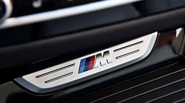 BMW X3 M40i - Badge