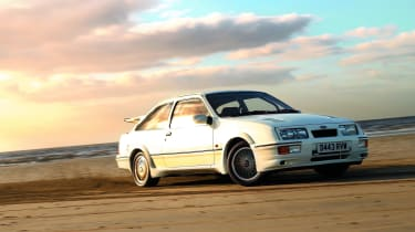 Ford Sierra RS Cosworth - Front