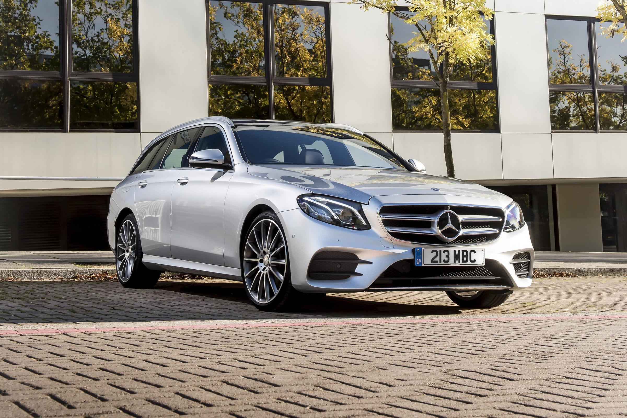 Mercedes E400d AMG-Line 4Matic estate review – the