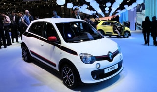 New Renault Twingo video: Geneva 2014