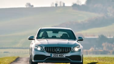 C63 S saloon review