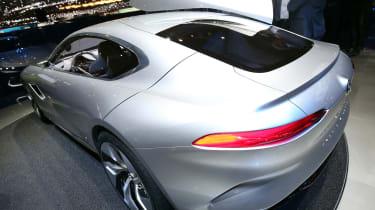 Pininfarina HK GT - rear quarter