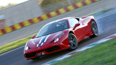 Ferrari's intern programme