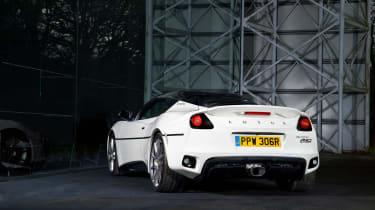 James Bond Lotus Evora Sport 410 - rear three quarter