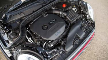 Mini John Cooper Works Convertible - Engine
