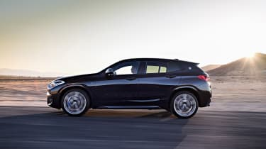 BMW X2 M35i - profile