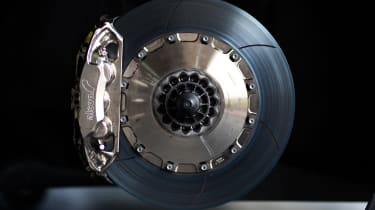 2018 Aston Martin Vantage GTE – Alcon brakes