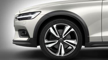 Volvo V60 Cross Country - wheels