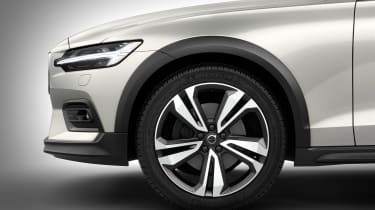 Volvo V60 Cross Country - wheels