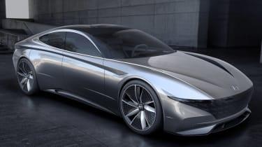 Hyundai Le Fil Rouge concept front