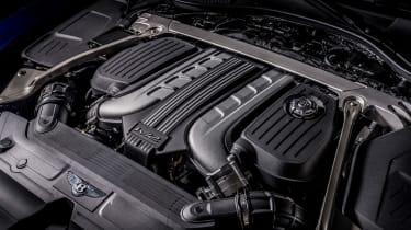 Bentley Continental GT Convertible Speed – engine