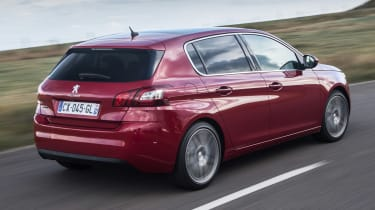 New Peugeot 308 news and pictures