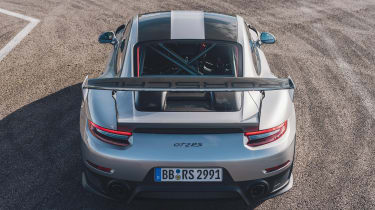 Porsche 911 GT2 RS - rear static