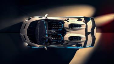 Lamborghini SC20 speedster top