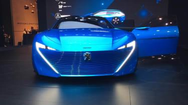 Peugeot Instinct Concept Geneva front