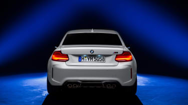 BMW M2 Competition Pack - evo rear