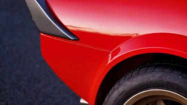 Lancia Stratos rear spoiler