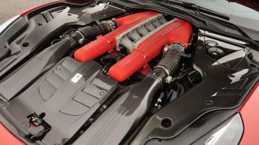 Ferrari F12 engine