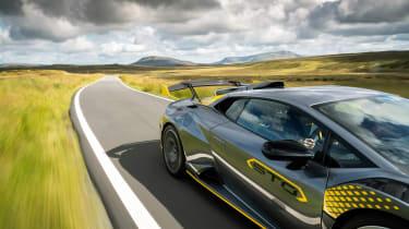 Lamborghini Huracan STO CP – bolt on
