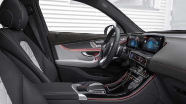 Mercedes EQC AMG-line - interior