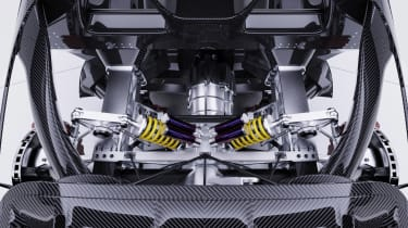 Alpine A110 GTA concept – engine