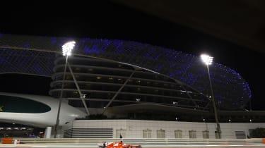 F1 Round 20 - ferrari