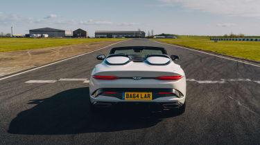 Bentley Bacalar dev - rear static