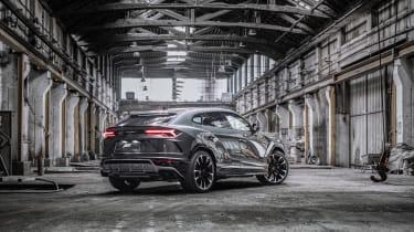 ABT Lamborghini Urus - rear quarter