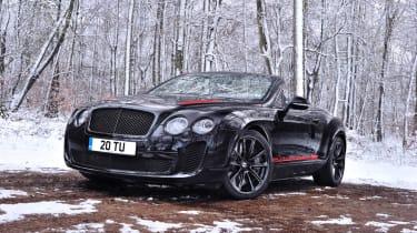 Bentley Contiental Supersports ISR