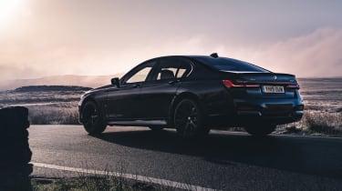 BMW 7-series 2019 static rear