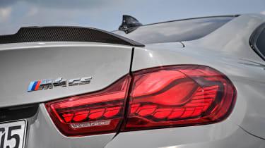 BMW M4 CS - detail