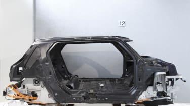 BMW MCV chassis