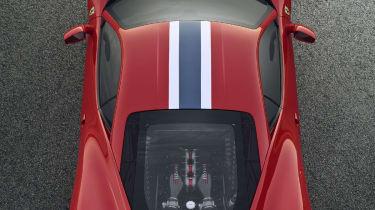 Ferrari 458 Speciale stripe