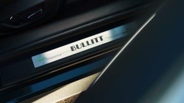 Ford Mustang Steve McQueen Bullitt Edition – sills